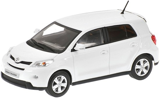 Toyota Urban Cruiser (2009) Minichamps 400166960 1/43