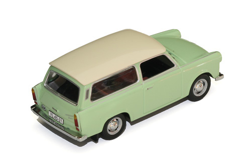 Trabant 601 Kombi (1965) IST015 1/43