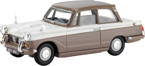 Triumph Herald 948 Saloon Techo Duro (1959) Corgi VA00517 1/43