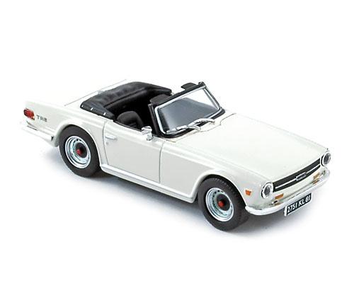 Triumph TR6 (1970) Norev 350096 1/43