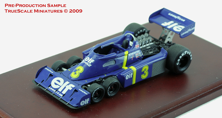 Tyrrell Ford P34