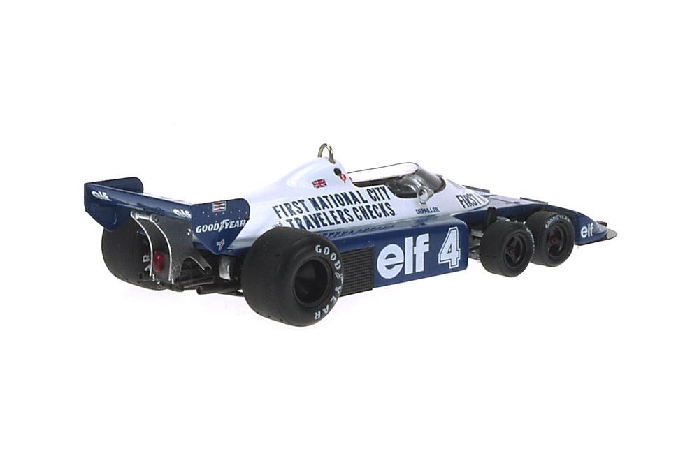 Tyrrell P34 6 ruedas