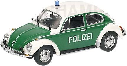 VW 1303 Policia Braunschweig (1972) Minichamps 430055190 1/43