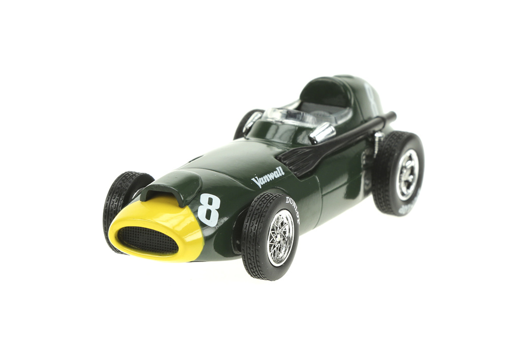 Vanwall VW57 nº 8 Stirling Moss (1957) Sol90 11240 1:43