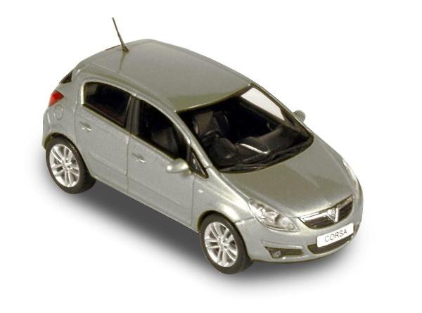 Vauxhall Corsa 5P (2006) Norev 380002 1/43