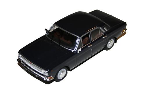 Volga Gaz M24 (1967) IST IST009 1/43
