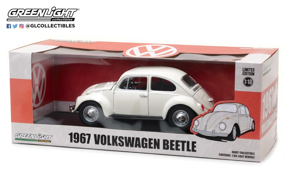 Volkswagen Beetle (1967) Greenlight 13510 1/18