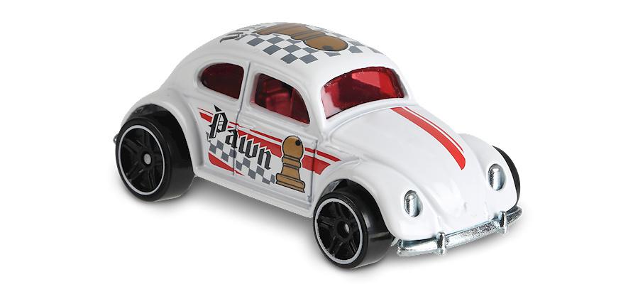 Volkswagen Beetle -Checkmate- (2018) Hot Wheels FJY49 1/64