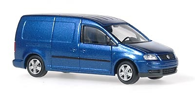VW Caddy Maxi Kasten (2007) Furgoneta cerrada Rietze 21800 1/87