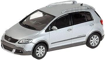 Volkswagen Cross Golf Serie V (2006) Minichamps 400054370 1/43