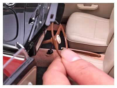 1//87 Brekina VW Passat policía