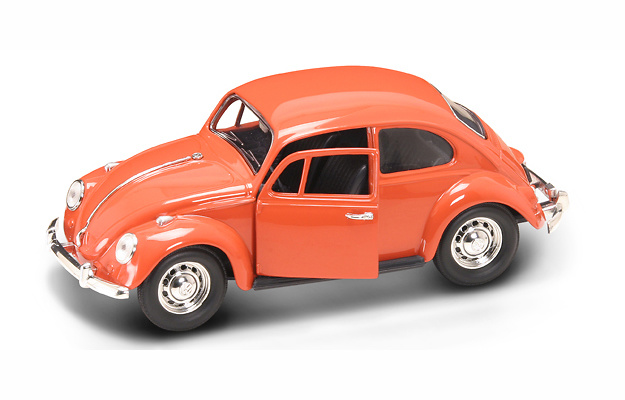 Volkswagen Escarabajo (1967) Lucky Die Cast 24202 1:24