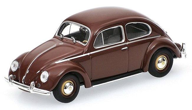 Volkswagen Escarabajo 1200 (1953) Minichamps 430052106 1/43