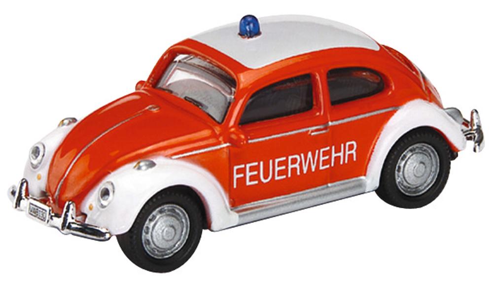 Volkswagen Escarabajo Bomberos (1960) Schuco 21603 1/87