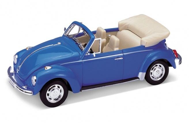 Volkswagen Escarabajo Cabriolet (1959) Welly 22091 1:24