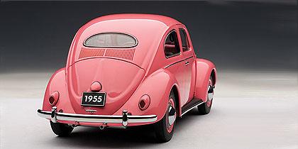 Volkswagen Escarabajo Limousine (1955) Autoart 79775 1/18