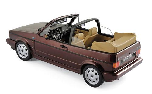Volkswagen Golf Cabriolet Classic Line (1992) Norev 188403 1:18