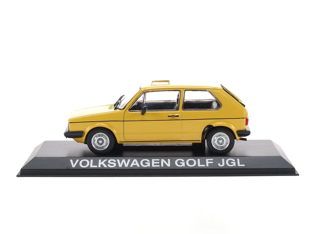 Volkswagen Golf GL Serie 1 (1975) Atlas 1:43