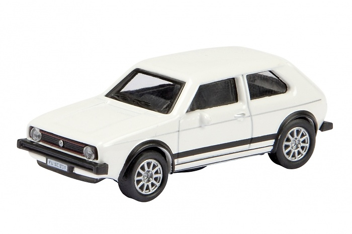 Volkswagen Golf GTI Serie I (1976) Schuco 452598300 1/87