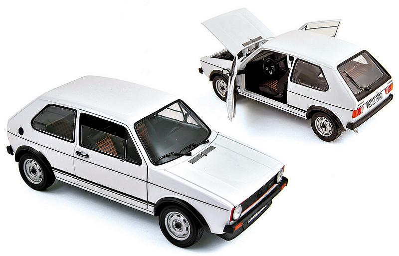 Volkswagen Golf GTI Serie I (1977) Norev 188484 1/18