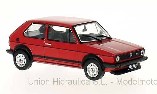 Volkswagen Golf GTI serie 1 (1978) White Box WB239 1/43