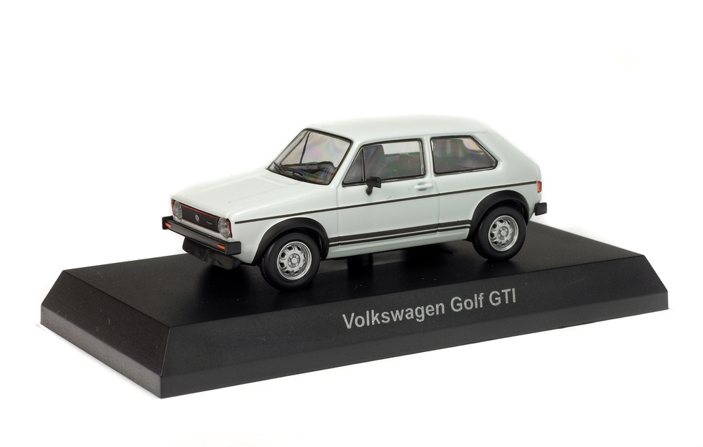 Volkswagen Golf GTi 1600 serie 1 (1976) Solido 1/64