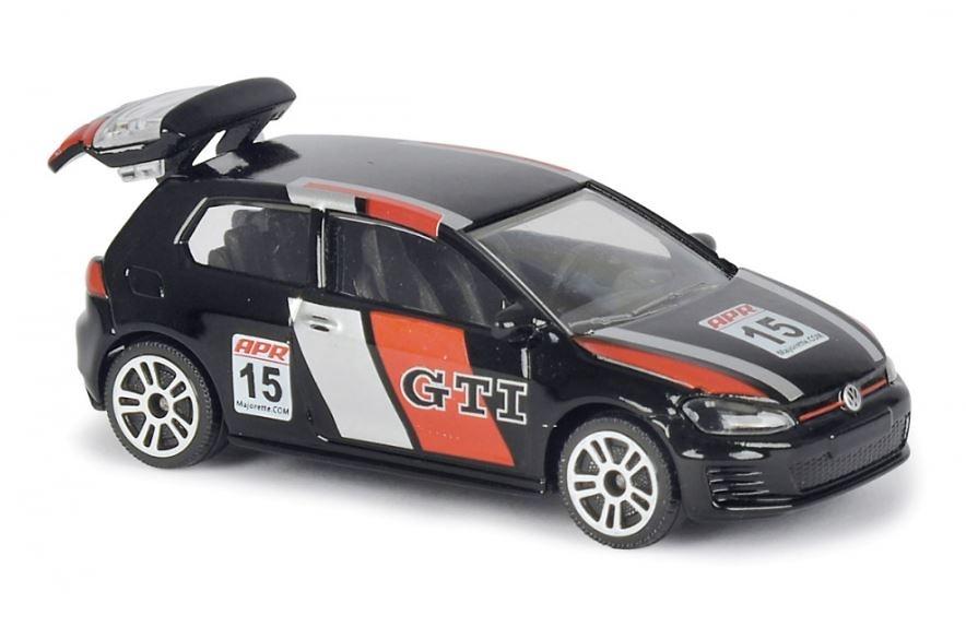 Volkswagen Golf GTi nº 15 (2012) Majorette 2084009 1/64