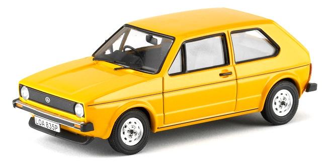 Volkswagen Golf Serie I (1974) Corgi VA12001 1/43
