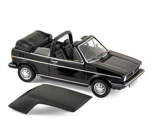 Volkswagen Golf Serie 1 Cabriolet (1981) Norev 840074 1:43