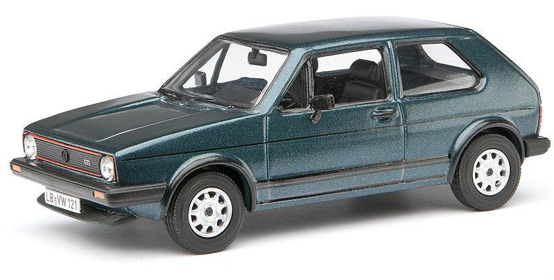 Volkswagen Golf GTi Serie I (1976) Corgi VA12407B 1:43