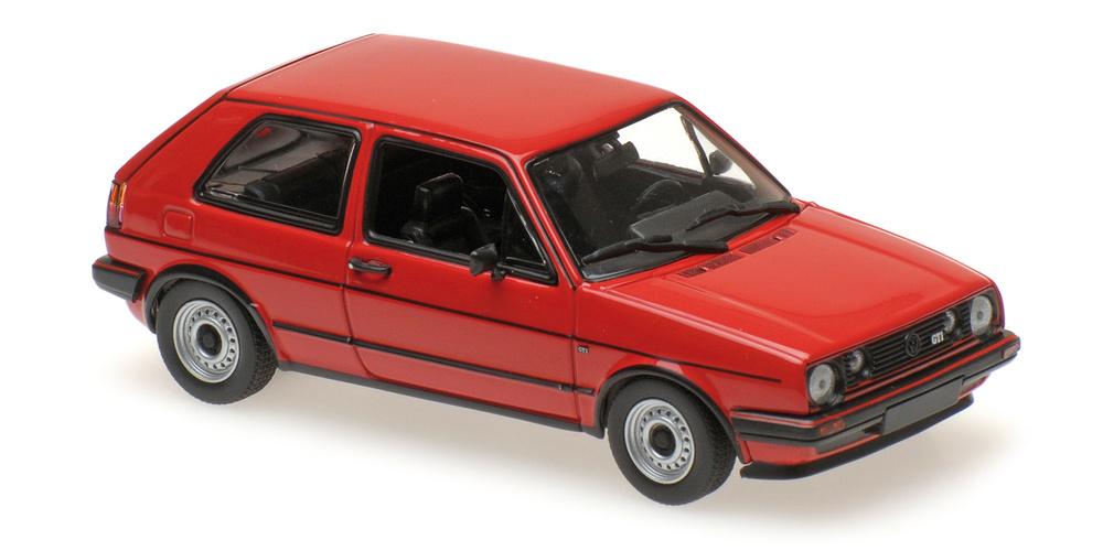 Volkswagen Golf Serie 2 GTI (1985) Maxichamps 940054121 1/43