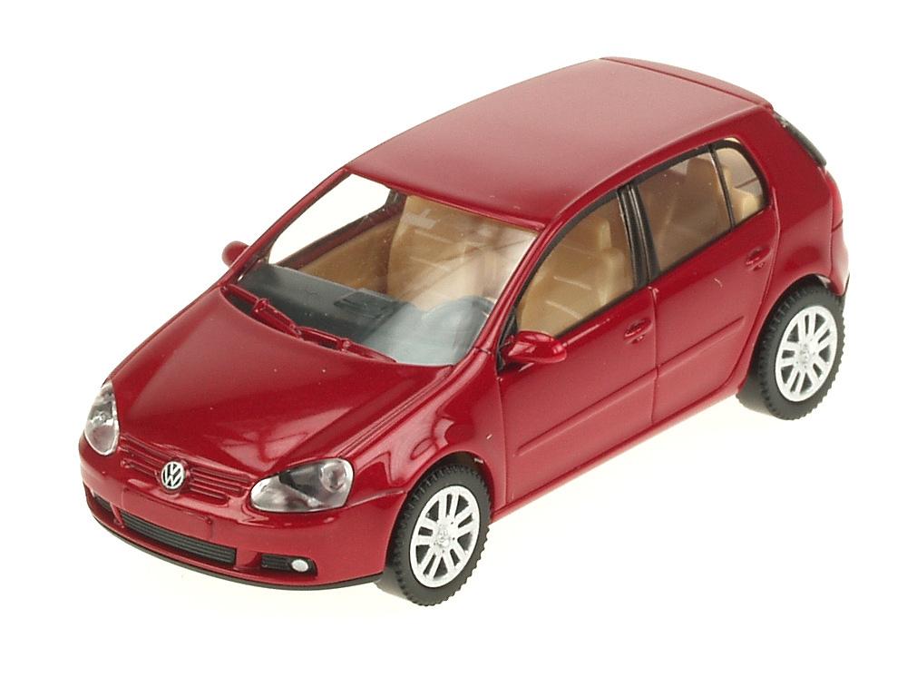 Volkswagen Golf 5p. Serie V (2003) Wiking 122710 1/87