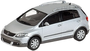 Volkswagen Cross Golf Serie V (2006) Minichamps 400054370 1/43