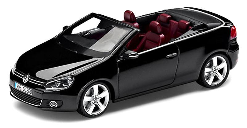 Volkswagen Golf VI Cabriolet (2011) Herpa 5K7099300ICO 1/43