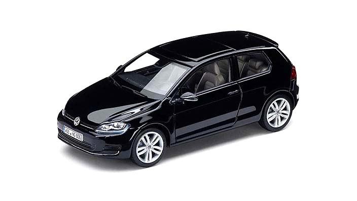Volkswagen Golf VII 2 ptas. (2012) Herpa 5G3099300JHZ 1/43