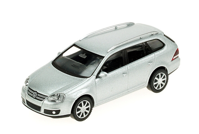 Volkswagen Golf Variant Serie V (2003) Wiking 164834 1/87