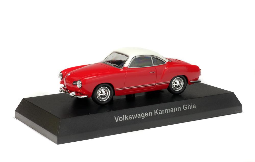 Volkswagen Karmann Ghia (1968) Solido S6400500 1/64