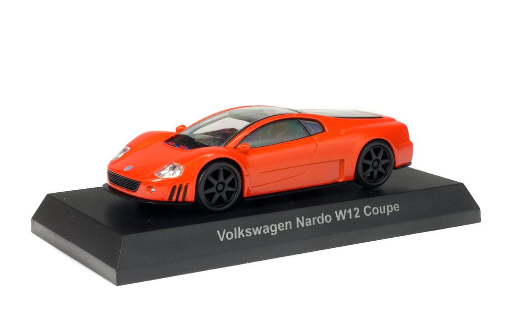 Volkswagen Nardo W12 Coupe (2002) Solido S6400400 1/64