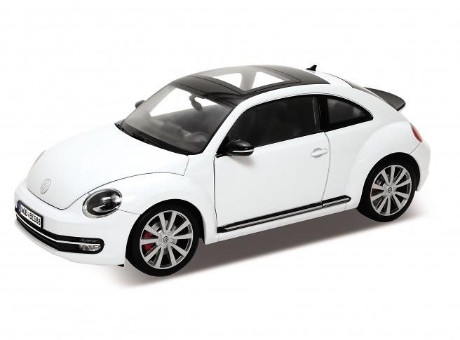Volkswagen New Beetle (2011) Welly 24032 1:24