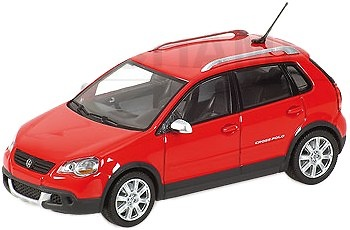 Volkswagen Polo Cross (2006) Minichamps 400054470 1/43