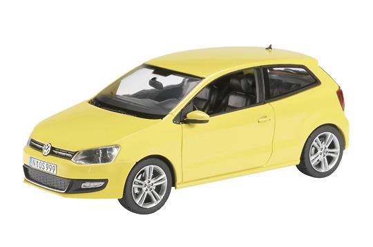Volkswagen Polo Serie V (2009) Schuco 07351 1/43