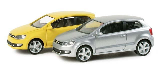 Volkswagen Polo 2 p. (2009) Herpa 034234 1/87
