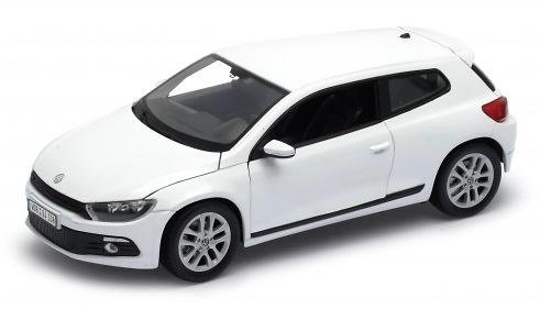 Volkswagen Scirocco Serie 3 (2008) Welly 24007 1:24