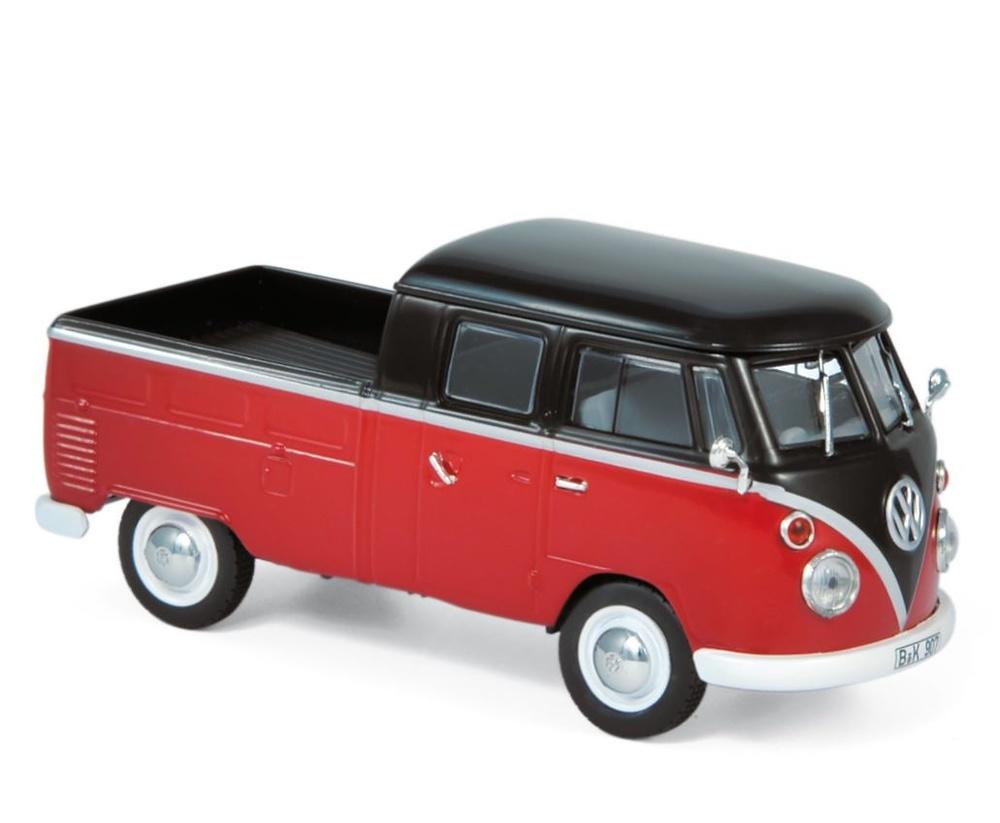Volkswagen T1 Cabina Doble (1961) Norev 840218 1:43