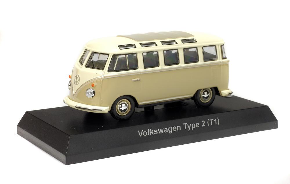 Volkswagen T1 Combi (1960) Solido S6400200 1/64
