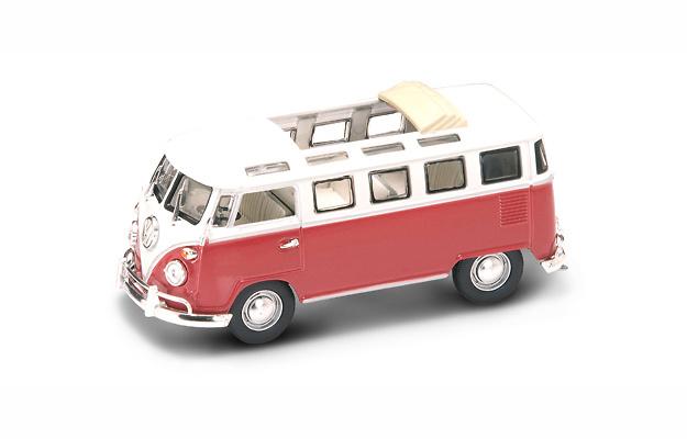 Volkswagen T1 Samba (1962) Lucky Die Cast 43208R 1:43