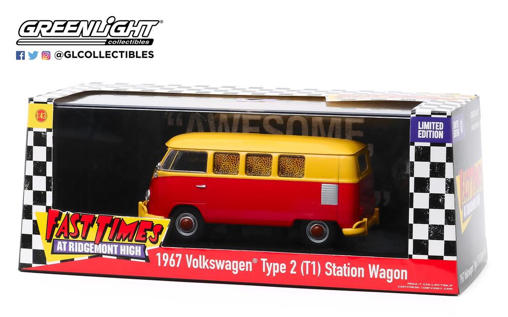 Volkswagen T1 Station Wagon (1967)