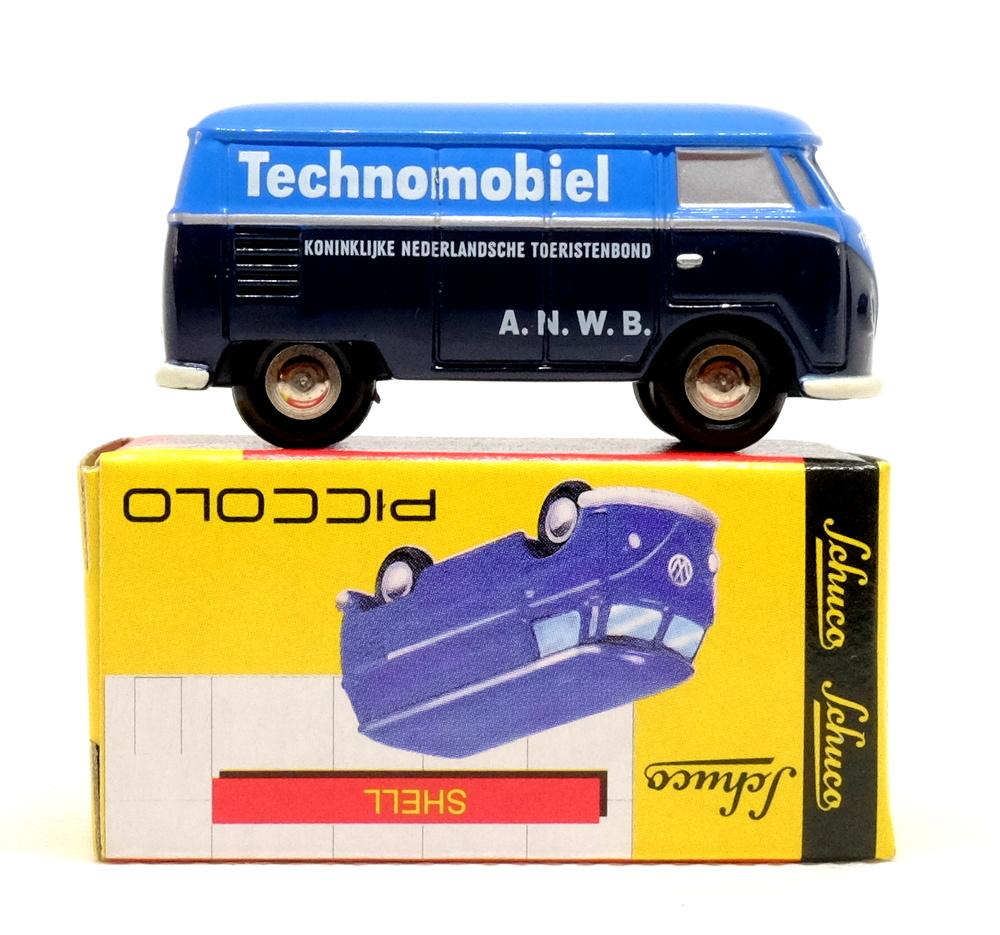 Volkswagen T1 furgoneta