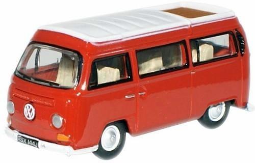 Volkswagen T2 Camper Westfalia (1970) Oxford NVW004 1/148