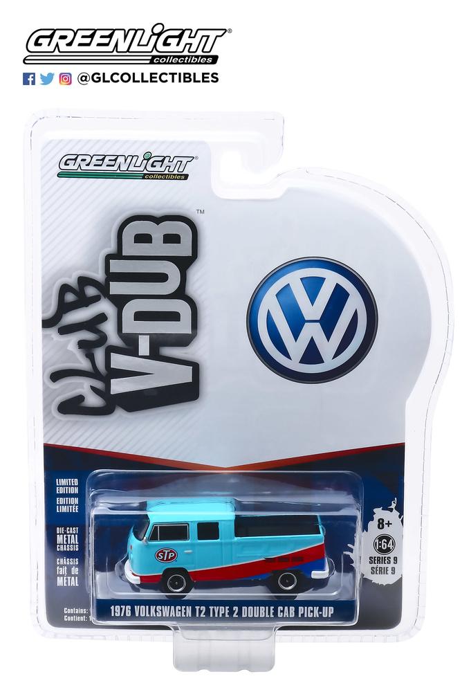 Volkswagen T2 Doble Cabina Pick Up